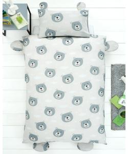 Children's single bedding set TEDDY BEAR 137x200