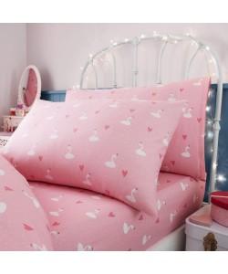 Children's single bedding set PRINCESS PANEL 137x200