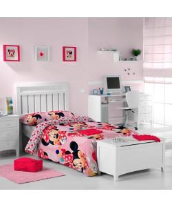 Children's single bedding set OFFICIAL MINNIE MOUSE 135x200