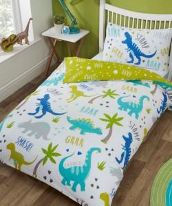 Children's single bedding set ROARSOME 135x200