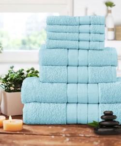 Luxury 8 pcs Towel Bale Set DUCKEGG