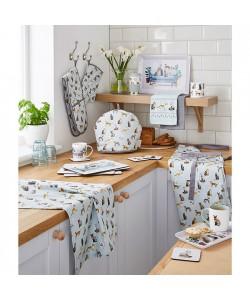 Kitchen towels CURIOUS DOGS 45x65 3 PCs