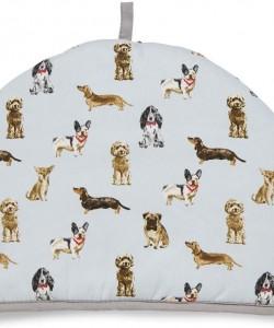 Tea Cosy CURIOUS DOGS 35 x 27 cm