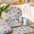 Kitchen towels VINTAGE FLORAL 45x65  3 PCs
