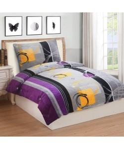 Microplush Comforter Set ANGELIKA 140x200