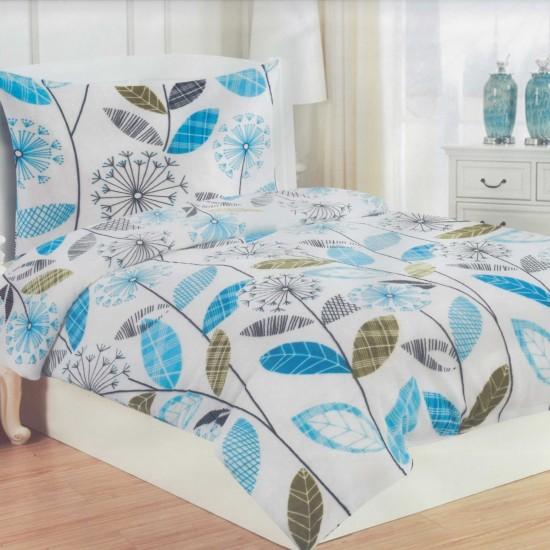 Microplush Comforter Set OLIVIA 140x200