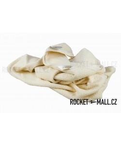 Terry bath towel and hand towel set Florina IVORY 70x140 + 50x100