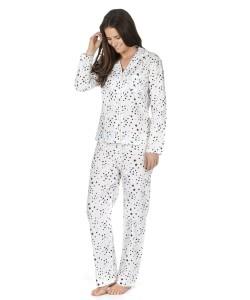 Ladies Comfy Pyjama Set STAR