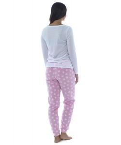 Ladies Comfy Pyjama Set CAT