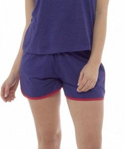 Ladies Summer Short Pyjamas Set OUT OF OFFICE