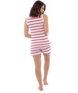 Ladies Summer Short Pyjamas OOH LA LA
