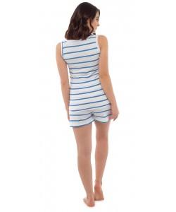 Ladies Summer Short Pyjamas Set SIESTA TIME