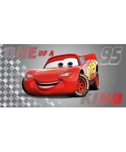 Childrens CARS GREY 70x140